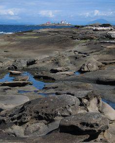 Gabriola Island flat rocks