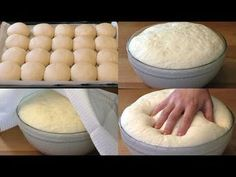 I offer you a recipe for yeast dough for whole .- Предлагаю вам рецепт дрожжевого теста на вс… I offer you a recipe for yeast dough for all occasions. This is a budget dough, as it is prepared without eggs and milk. Recipes With Yeast, Kosher Recipes, Bread Recipes, Baking Recipes, Vegan Recipes, How To Make Bread, Food To Make, My Favorite Food, Favorite Recipes