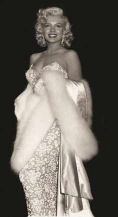 Marilyn Monroe How To Marry A Millionaire 1953 premier