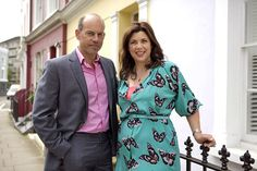 It's all about 'Location, location, location', according to TV's Kirstie Allsopp and Phil Spencer - but latest research suggests the reasons why people buy a property may be a little more diverse Kirstie Allsopp Dresses, Two Ladies, Home Buying Process, Walk In Wardrobe, Why People, Celebrity News, Style Icons, Floral Tops, Your Style