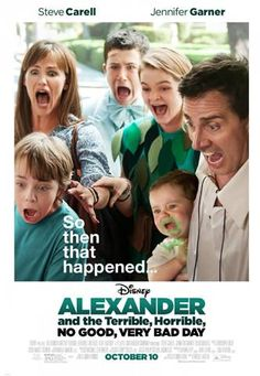 SavingSaidSImply.com - Disney's Alexander and the Terrible, Horrible, No Good, Very Bad, Day Movie #VeryBadDay