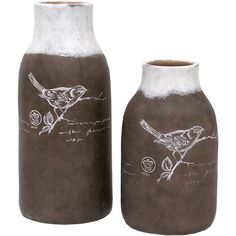 I pinned this 2 Piece Gregson Vase Set from the Import Collection event at Joss and Main!