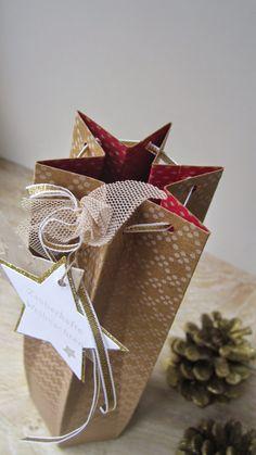 paperqueen: Sternenförmige Verpackung
