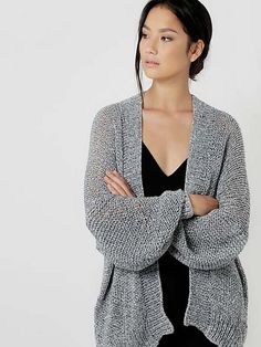 Ravelry: POP LIFE CARDIGAN pattern by Wool and the Gang