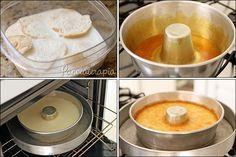 PANELATERAPIA - Blog de Culinária, Gastronomia e Receitas: Pudim de Banana