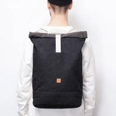 Hajo Backpack - Black/Grey - alt_image_three