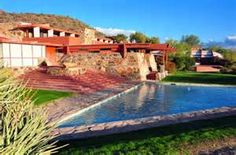 Taliesin West  Done! March 2015