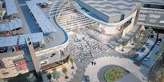 Artist's impression of Two Rivers mall. PHOTO | FILE