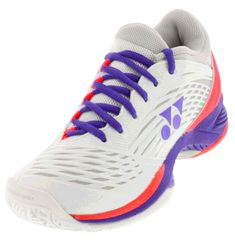 7c39f7434ac7 Purely dominate the competition in comfort with the Yonex Women s Power  Cushion FusionRev2 Tennis Shoe in