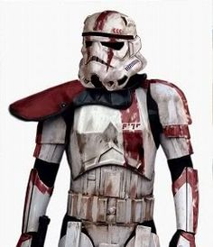 The Trooper Evolution Storm Trooper Concept Art