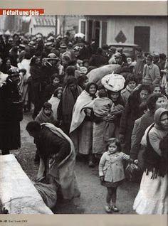 marzo 1939, retirada a Francia