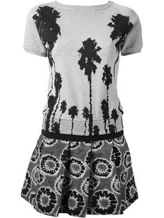 Shop Christian Pellizzari tree print dress in Jean Pierre Bua from the world's best independent boutiques at farfetch.com. Shop 300 boutiques at one address.