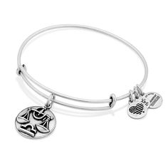 Libra Charm Bangle | ALEX AND ANI