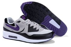 best service 5ec5f 6df33 Nike Air Max Light Nano Grey Black White Club Purple