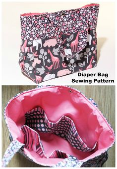 PDF SEWING PATTERN WITH INSTANT DOWNLOAD – No more waiting! Buy the pattern, download it and begin sewing within minutes! Once payment is complete, the pattern will be available to download.Full set of ready-to-print actual size templates / pattern pieces are included with this tutorial.