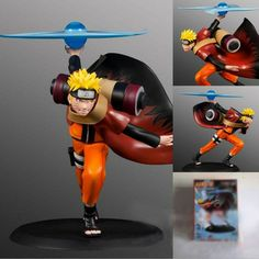 Toynami Naruto Shippuden Ninjutsu Collection 4 in environ 10.16 cm Series 1 Figure Naruto
