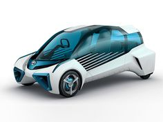 2015 - Toyota will present its vision for the future of mobility at this year's Tokyo Motor Show
