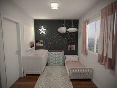 Projeto do escritório Atelier da Reforma - Apartamento Dream View - Render do projeto SketchUp + vray