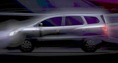 MPV начального уровня Chevrolet Spin 2013–года