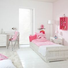 Kinderkamer on pinterest teenager rooms girl rooms and vans - Ideeen deco tienerkamer ...