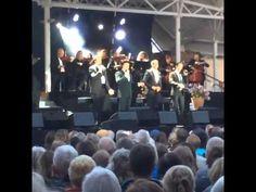"IL DIVO - ""Andersudde Arena"" Åland, Finland - 01.08.2015 - Halleluja"