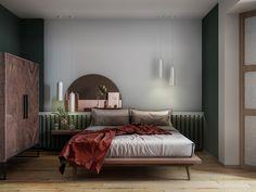 Dream Bedroom, Home Bedroom, Bedroom Decor, Bedrooms, Contemporary Bedroom, Modern Bedroom, New Room, Home Interior Design, Room Inspiration