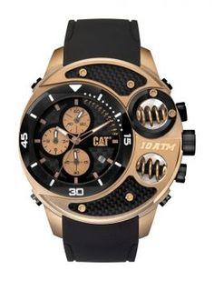 NUEVOS RELOJES CAT Ya disponibles nuevos modelos de Cat watches, diseños rompedores y diferentes para caballero que seguro encantarán http://www.todo-relojes.com/marca.asp?marca=162 #relojesCat #relojescaballero #relojesoriginales