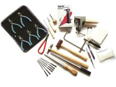 Explore our range of high quality jewellery making supplies including gemstone cabochons, faceted stones, beads, findings, jewellery making tools and more. Jewelry Making Kits, Jewelry Tools, Jewelry Supplies, Jewelry Shop, Jewellery Making, London Jewellery School, Tools And Equipment, Starter Kit, Gemstones