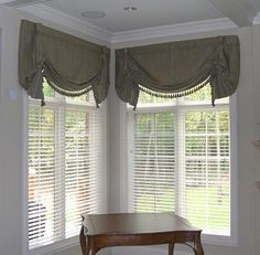 curtain valance styles | valances: top your window with a ready