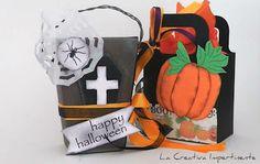 La Creativa Impertinente: Idee e Swap di Halloween: scrap e perline su ManiCreative