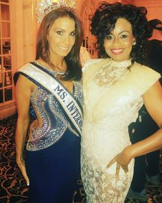 With the Gorgeous Ms. International Nova Kopp!!