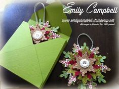 For a Christmas Ornament Swap that I am involved in here in New Zealand, this week I have mailed out 7 of these gorgeous Festive Flurry Orn...