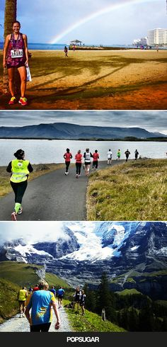 These beautiful marathons around the world are reason enough to get up and train.