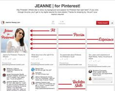 5 Ways Pinterest Can Help Your Career Marketing Tools, Digital Marketing, Pinterest For Business, Find A Job, Career Advice, 5 Ways, Screen Shot, Search Engine, Being Used