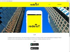 rede ioT on Behance