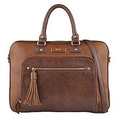 This would be the perfect bag for working - big and roomy enough for a laptop, but looks more professional than most of the ones I see!