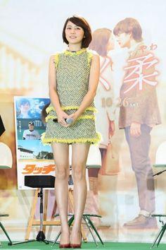 東京暇人 2013年11月9日放送分(長澤まさみ)|よこっちの自由気ままなブログ Beautiful Legs, Summer Dresses, Formal Dresses, How To Look Better, Actresses, Cute, Tops, Women, Idol