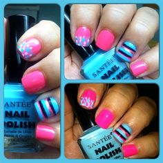Nail Art by sephoraluvr from Nail Art Gallery