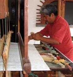 Oaxaca Rug Weaving