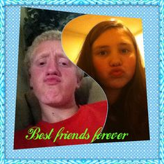 Me and noah he is really funny an we like marketing each other laugh he is my bestie that's a guy