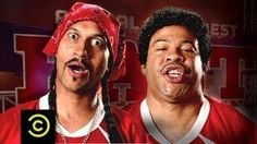 Ridiculous College Football Player Names By Key And Peele