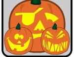 Pumpkin Pile - Hundreds of Free Halloween Pumpkin Carving Patterns and Stencils
