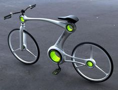Posture-Adjusting Bikes - The Flexi-Bike Uses an Adjustable Frame to Make Cycling Easier (GALLERY)