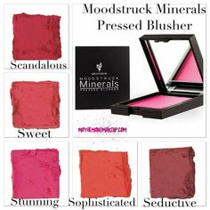 Moodstruck Minerals Pressed Blusher by Younique Blusher Makeup, Eye Makeup, Makeup Tips, Makeup Products, Makeup Ideas, Lush Products, Makeup Hacks, Makeup Tutorials, Nail Ideas