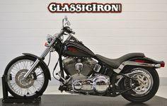 2004 Harley-Davidson Softail Standard FXST | Fredericksburg, Virginia | Classic Iron