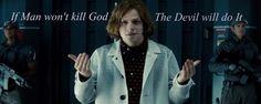 """Batman V Superman Dawn of Justice """"If Man won't Kill God, the Devil will do it!"""" - Lex Luthor"""