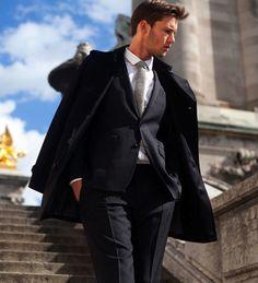 Love it! | Alfred Kovac by Jay Schoen for Maxim Italia