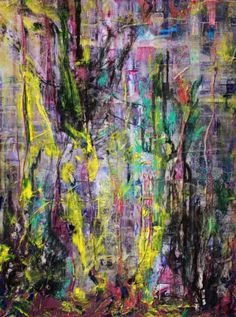"Saatchi Art Artist Nestor Toro; Painting, ""Reaching for the sun"" #art"