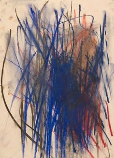 Joan Mitchell, Trees, Cheim & Read Gallery.