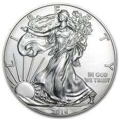 American Silver Eagle 1oz Limited Edition .999  Pure Silver Coin Jesus Christ